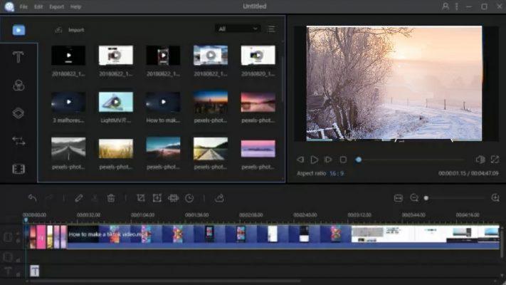 Addis Mart Promo Video Editing SW