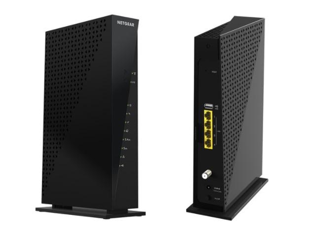 Addis Mart Netgear C6300-100NAS modem router combo