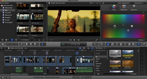 Addis Mart Final Cut Pro X editing Software